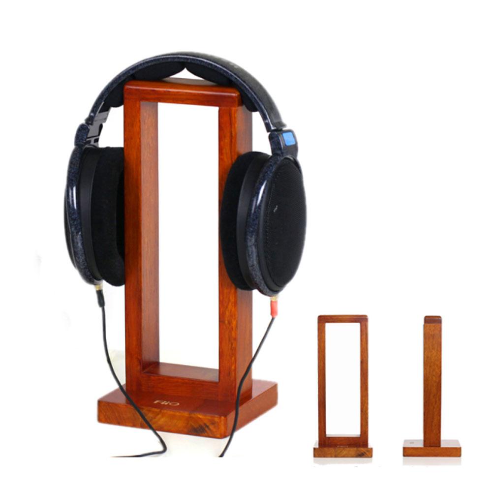 FiiO HS1木質耳機架