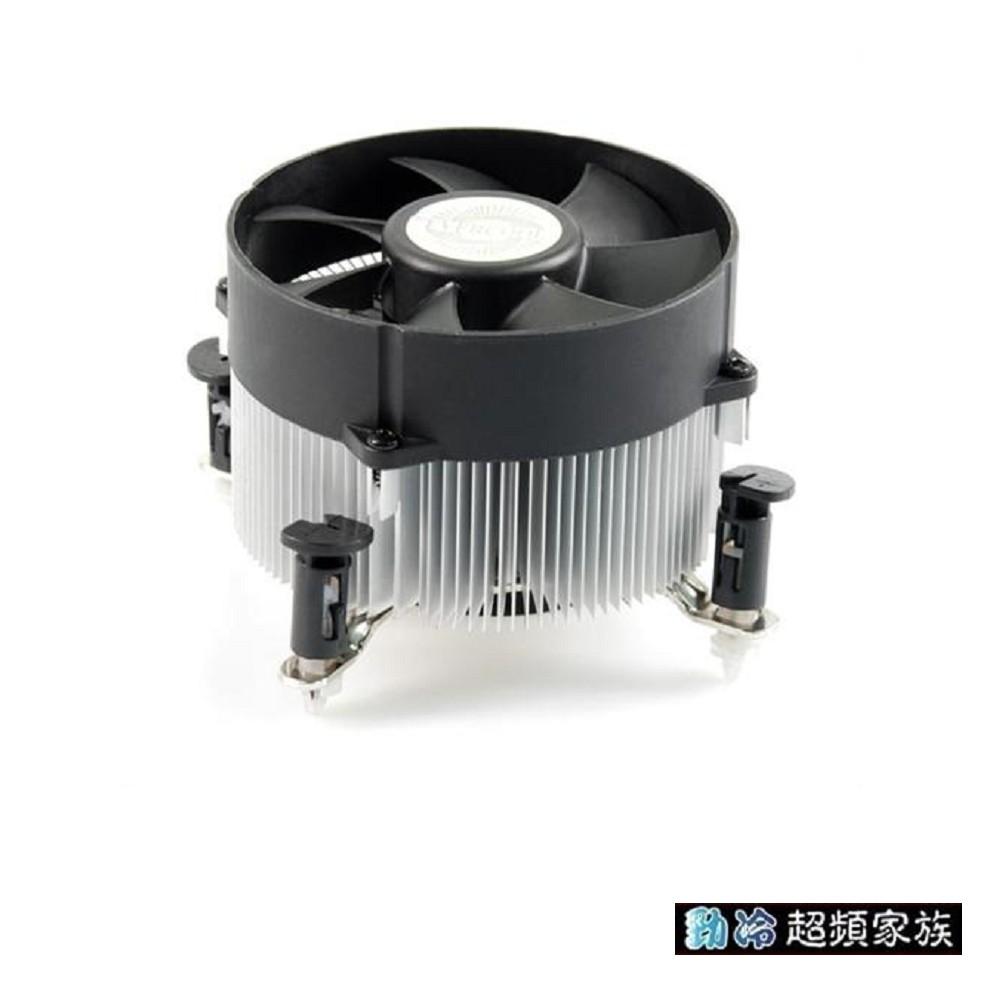 EVERCOOL 勁冷超頻家族 超靜音鋁擠 CPU 散熱風扇