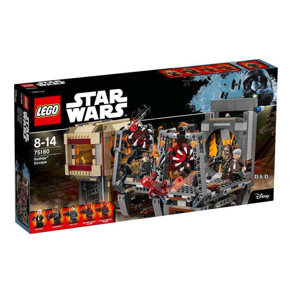 樂高LEGO星際大戰系列 - LT75180 Rathtar Escape