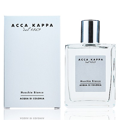 ACCA KAPPA 白麝香中性香水100ml-快速到貨