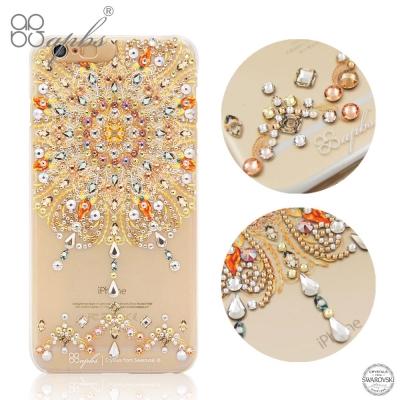 apbs iPhone6s/6 PLUS 5.5吋 施華洛世奇彩鑽手機殼-炫