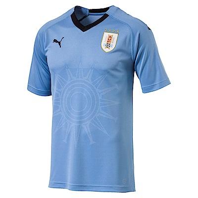 PUMA-足球系列國家概念短袖球衣-烏拉圭(M)