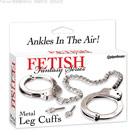美國FETISH-Fantasy Metal Leg Cuffs 高級SM金屬腳銬