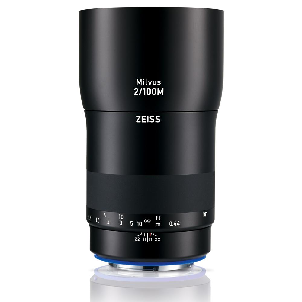 Zeiss Milvus 2/100M ZE(平行輸入)For Canon