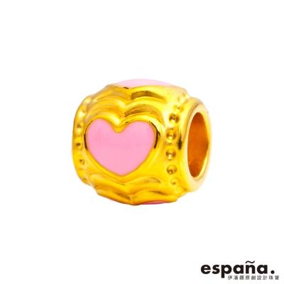 ESPANA伊潘娜 勇敢愛黃金/琺瑯串珠