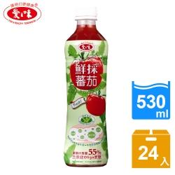 愛之味 鮮採蕃茄汁Oligo腸道保健(530mlx24入)