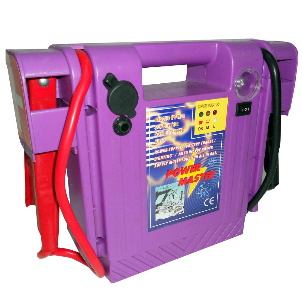 車上的第2顆電瓶~《紫色閃電》汽車電瓶電源供應機