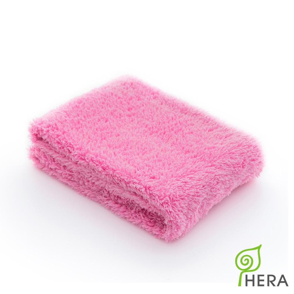 HERA 3M專利瞬吸快乾抗菌超柔纖-運動毛巾-蜜桃紅