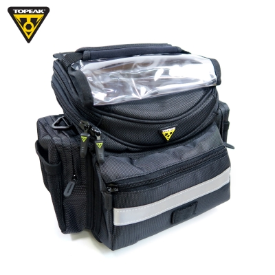 TOPEAK TourGuide Handlebar Bag 快拆式車前袋/地圖包/把手袋
