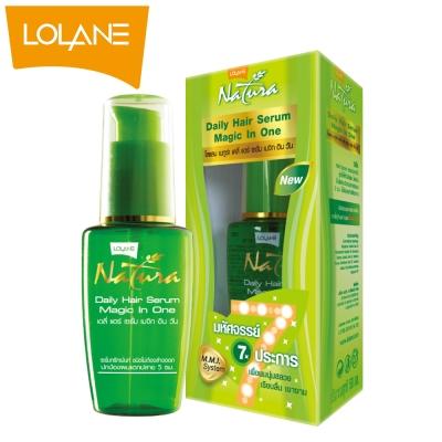 LOLANE蘿瀾 每日全能護髮精華保濕平衡-乾燥髮(50ml)