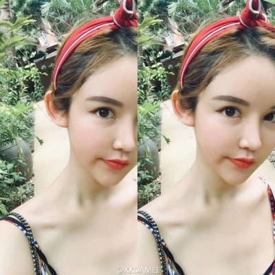 梨花HaNA-日韓可愛女孩素絲綢超長軟鐵絲髮帶領巾多用