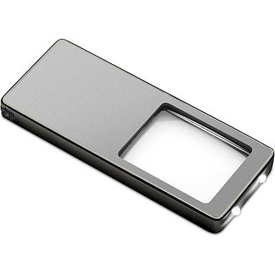 《REFLECTS》LED 3 段燈源放大鏡(附筆)