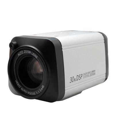 監視器攝影機 -  - 奇巧 SONY CCD 30倍700TVL高解析遙控伸縮鏡頭