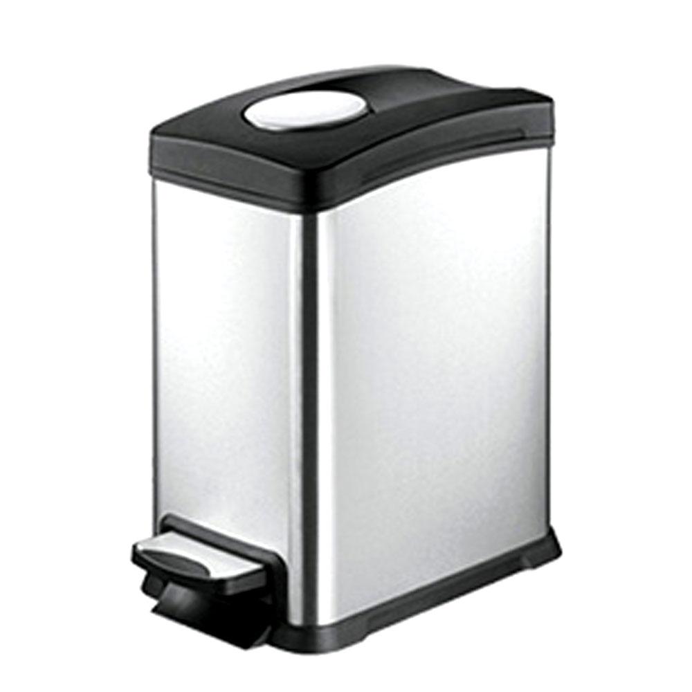 樂享靜音垃圾桶-12L