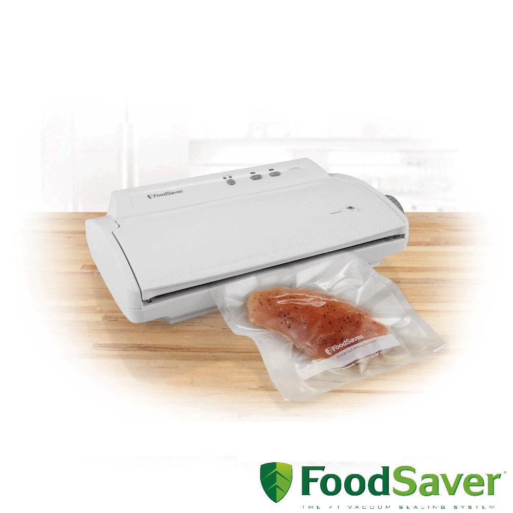 (福利品)美國FoodSaver-家用真空包裝機V2450