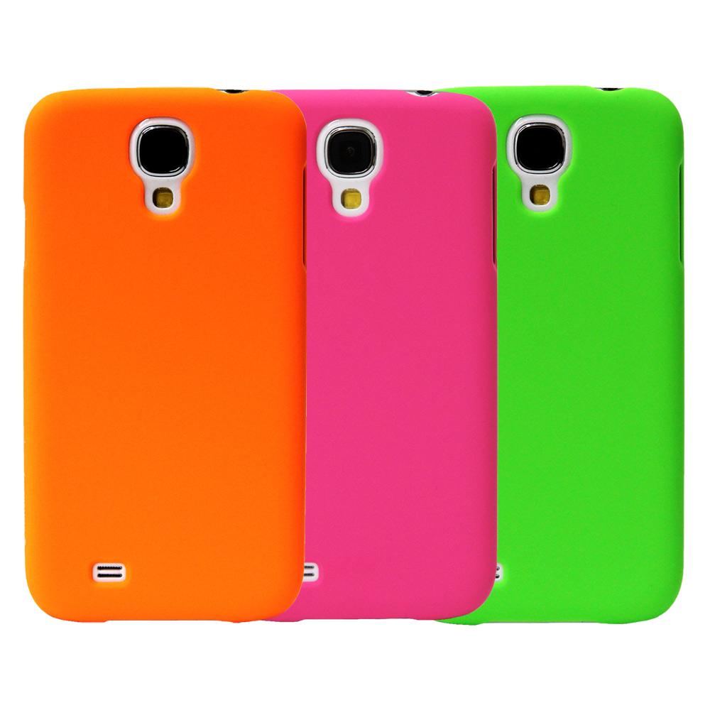 SwitchEasy Neon Samsung Galaxy S4霓虹柔觸感保護殼