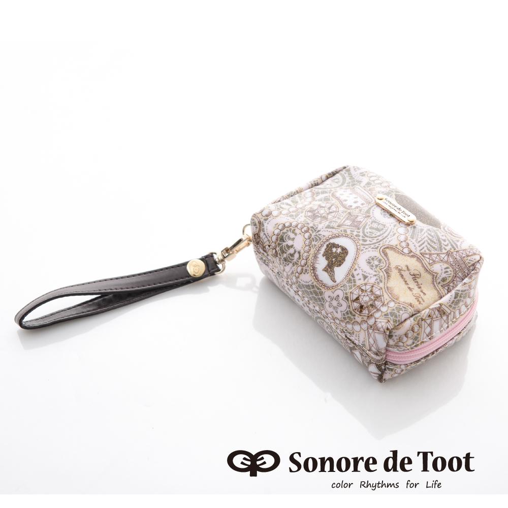 Sonore de Toot-巴黎女孩(粉)系列-萬能小物包