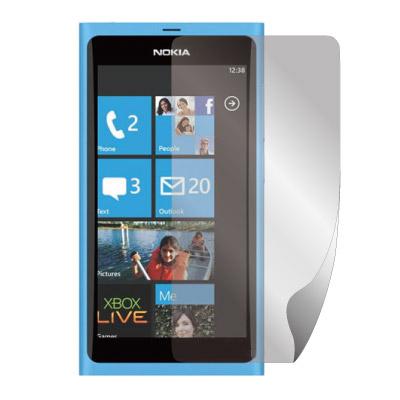 NOKIA Lumia 800 抗刮螢幕保護貼 (HC) - <b>2</b>入