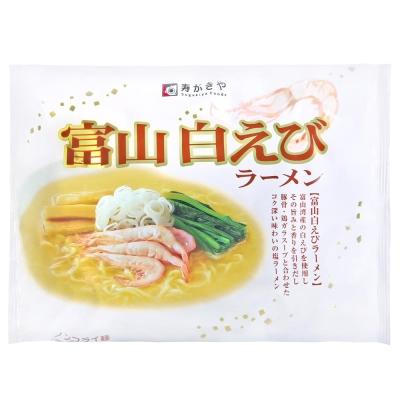 Sugakiya 富山白拉麵-白蝦風味(112g)
