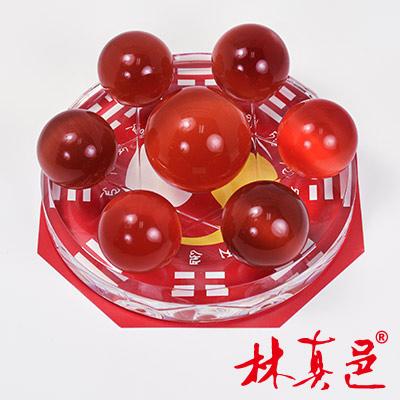 北斗七星爆發財貓眼七星陣(紅) 林真邑