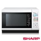 SHARP 夏普27L微電腦變頻烘燒烤微波爐R-T28NC(W)