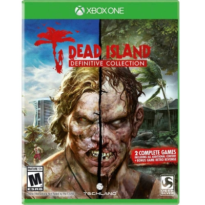 死亡之島-決定版-Dead-Island-Defi