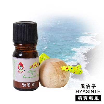 風信子HYASINTH專利香精油飄香瓶(清爽海風)-快