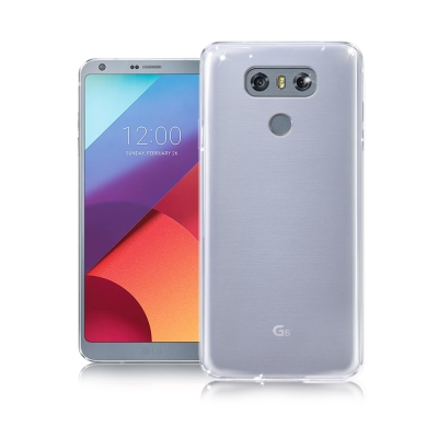 XM LG G6 薄型清柔隱形保護套