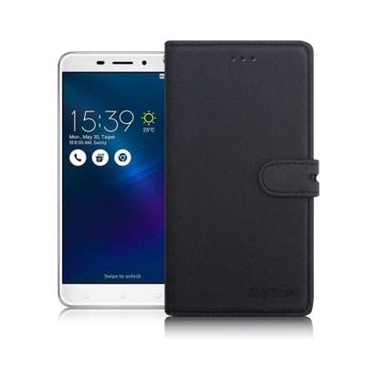 CITY BOSS ASUS ZenFone3 Laser 5.5吋浪漫精緻立架...