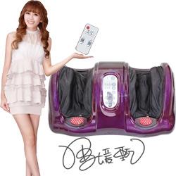 名模專用S曲線美腿紓壓機-紫色(附