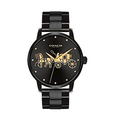 COACH 經典馬車系統手腕錶/14502925