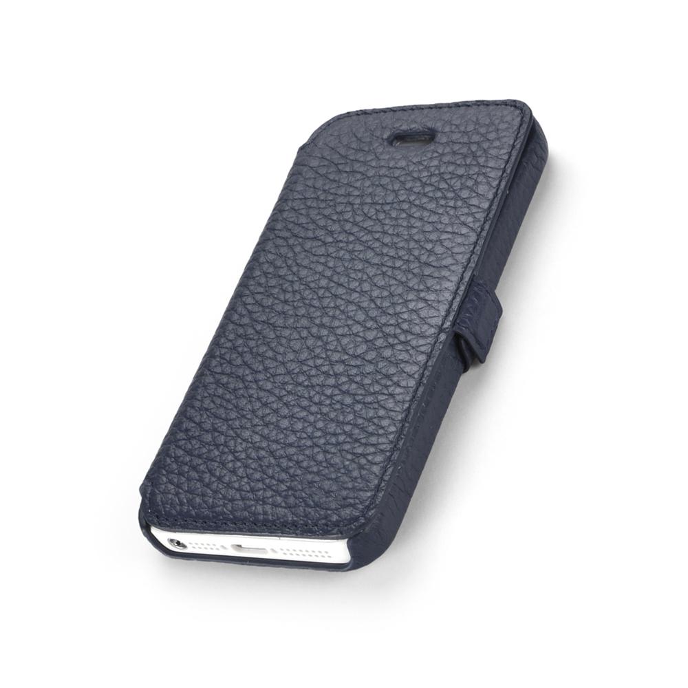 皮套王精品手工 Style-i53 iPhone5/5S/SE 硬殼式側翻 客製化皮套
