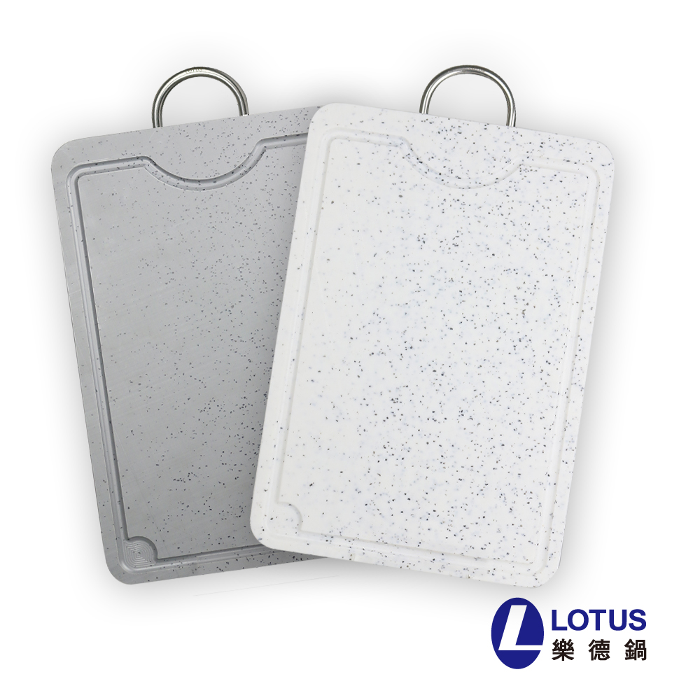 LOTUS 大理石紋抗菌砧板(30x45x1.1cm)-共2色