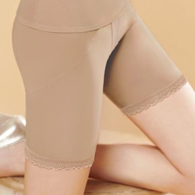 曼黛瑪璉-2015SS 魔幻美型 中腰中管束褲S-XL(低調膚)