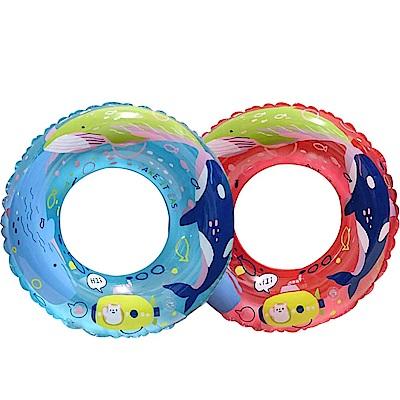 【WEKO】30吋海洋世界泳圈1入(WE-LB30-1)