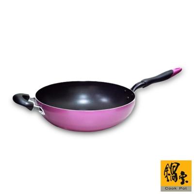 鍋寶 品味日式不沾小炒鍋32cm(無彩盒) IKH-10532-1-C