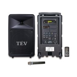 TEV DVD/CD/USB/SD單頻無線擴音機 TA780D-1