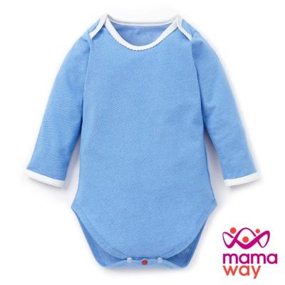 mamaway媽媽餵 Baby蓄熱保溫內著包屁衣(共3色)