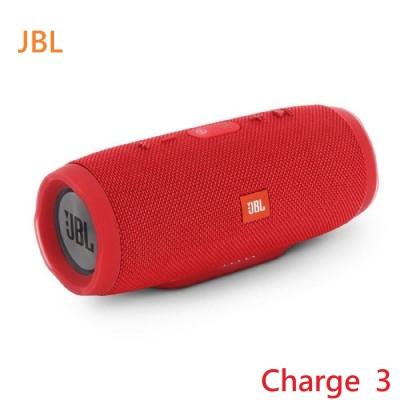 JBL Charge3 防水攜帶式立體聲喇叭 公司貨 - 紅色款