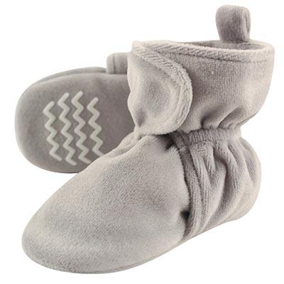 Luvable Friends 短絨刷毛保暖腳套襪套