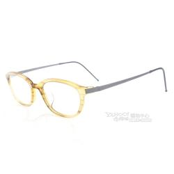 JULIO眼鏡 完美工藝/透棕黃#NEWARK HON