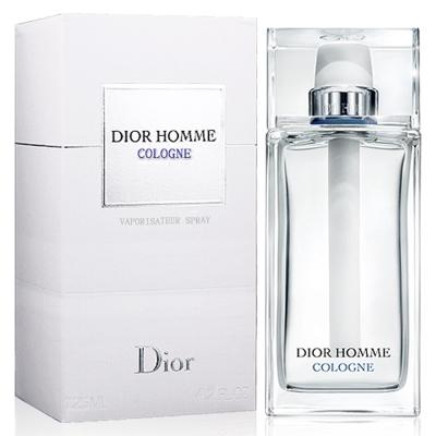 Dior迪奧DIOR HOMME COLOGNE清新淡香水(125ml)