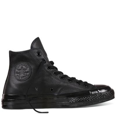 CONVERSE-男休閒鞋155454C-黑