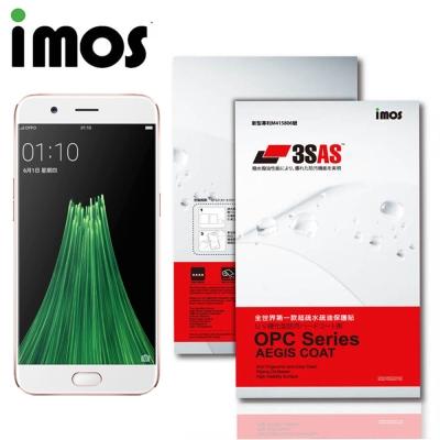 iMOS Oppo R11 3SAS 防潑水 防指紋 疏油疏水 螢幕保護貼