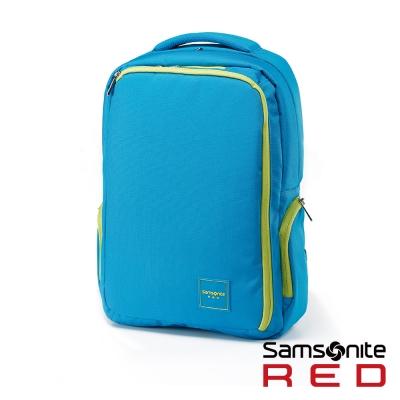 Samsonite RED CRESTO後背包(土耳其藍)