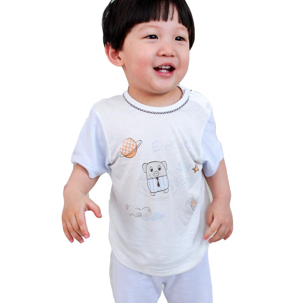 魔法Baby~居家稚嫩小豬套裝(粉.黃.藍)~k28492