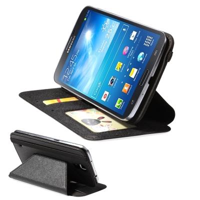 Samsung Galaxy Mega 6.3 I9200 書本式側掀皮套 保護...