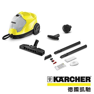 送LAICA舒肥棒 德國凱馳 Karcher SC4 多功能高壓蒸氣清洗機