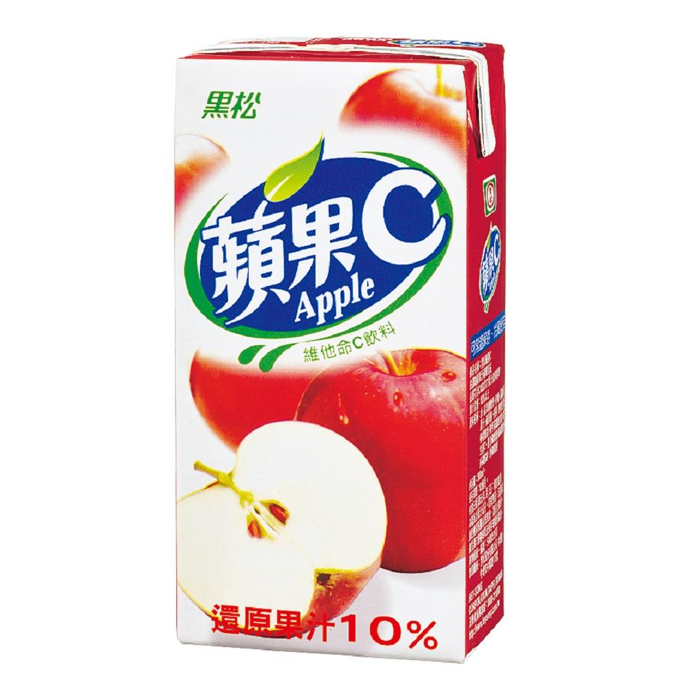 黑松 蘋果C(300mlx24入)