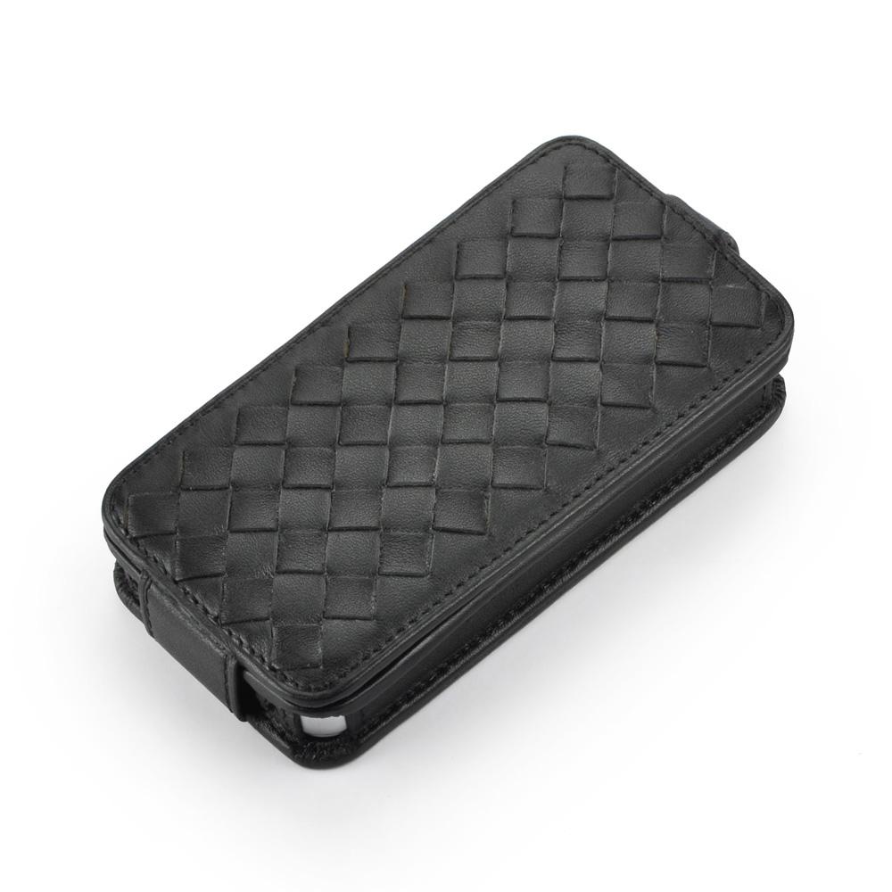 皮套王精品手工 Style-D4 PDA式下蓋編織紋 客製化皮套
